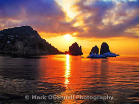 Capri sunrise