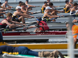 Taken during the NZSSRC - Maadi Cup 2017, Lake Karapiro, Cambridge, New Zealand; ©  Rob Bristow; Frame 1480 - Taken on: Friday - 31/03/2017-  at 15:49.14