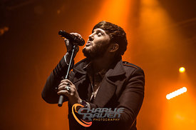 James Arthur live at the O2 Academy Bournemouth