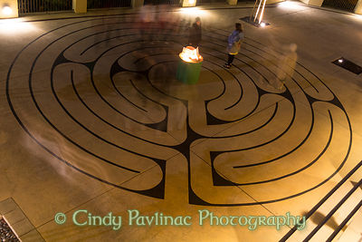 Geneva Terrace Labyrinth Walk