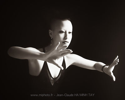 SHOOTING STUDIO CONTEMPORATY DANCE