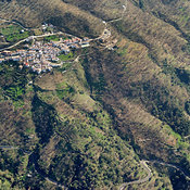 Pujerra aerial photos