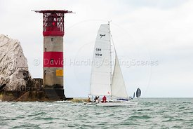 Wandering Glider, GBR160M, Dragonfly 920 Extreme trimaran, Round the Island Race 2017, 20170701040