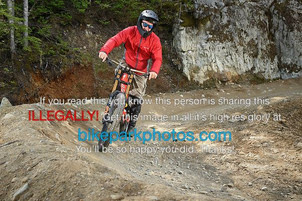 Saturday May 26th Easy Does It bike park photos