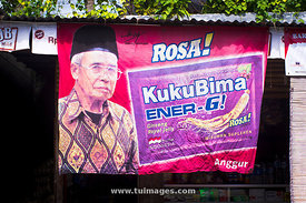 advertisement in indonesia