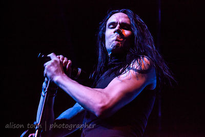 Xenoyr, vocals, Ne Obliviscaris