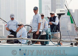 Rolex China Sea Race 2014