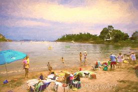 Mother's Beach, Marblehead, MA