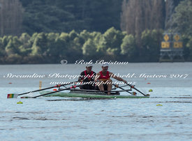 Taken during the World Masters Games - Rowing, Lake Karapiro, Cambridge, New Zealand; ©  Rob Bristow; Frame 4346 - Taken on: Monday - 24/04/2017-  at 16:01.16
