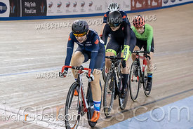 Cat 1 Women Tempo Race. Track Ontario Cup #2, January 13, 2019