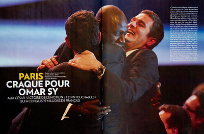 Omar Sy, Paris Match