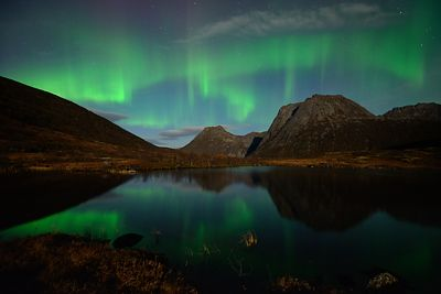 More pictures of northern lights Pictures