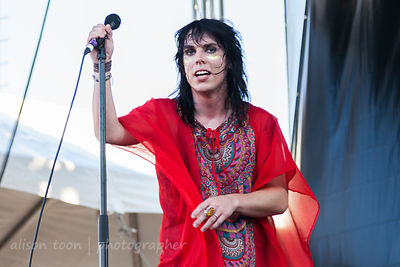 Luke Spiller, vocals, The Struts