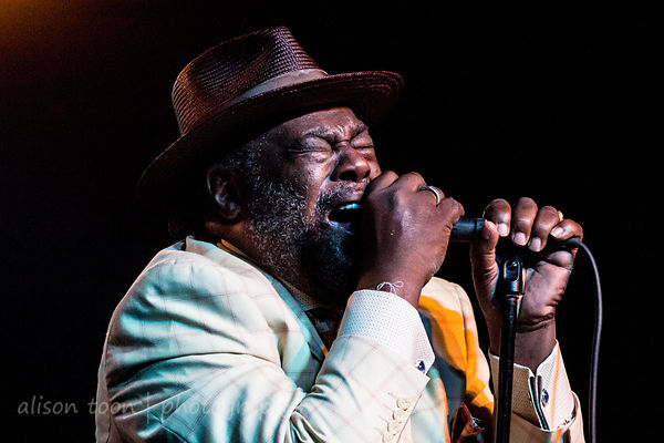 George Clinton and Parliament Funkadelic, August 2014 photos