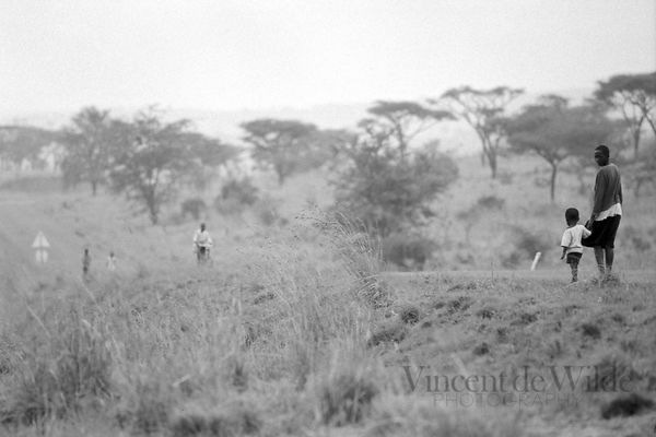 Rwanda - A la Campagne / In the Countryside [Click to open] photos