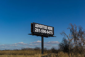 """Advertise here"" (2013)"
