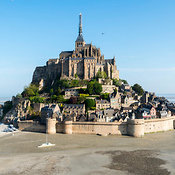 Le mont Saint Michel photos