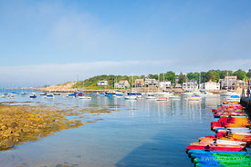 ROCKPORT HARBOR CAPE ANN MASSACHUSETTS