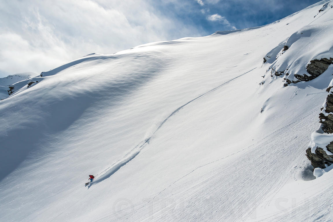 Powder with Adrien Coirier