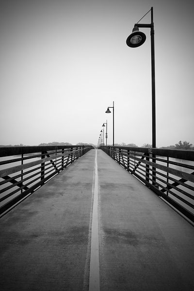 Bridge Over White Rock Lake