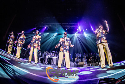 The Temptations - Bournemouth International Centre 29.10.16 photos
