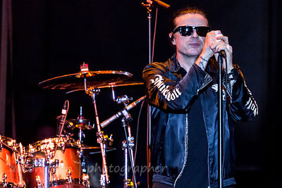 Ian Astbury, vocals, The Cult