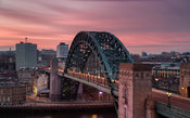 Tyne Bridge Sunset (3)