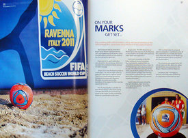 Marketing Highlights – FIFA Beach Soccer World Cup Ravenna/Italy 2011.0128 – Steven Paston.0428 – Steven Paston.