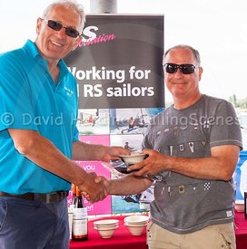 Prizegiving at RS Summer Championships 2018, 20180624023