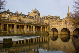Poultney Bridge and Colonnade, Bath
