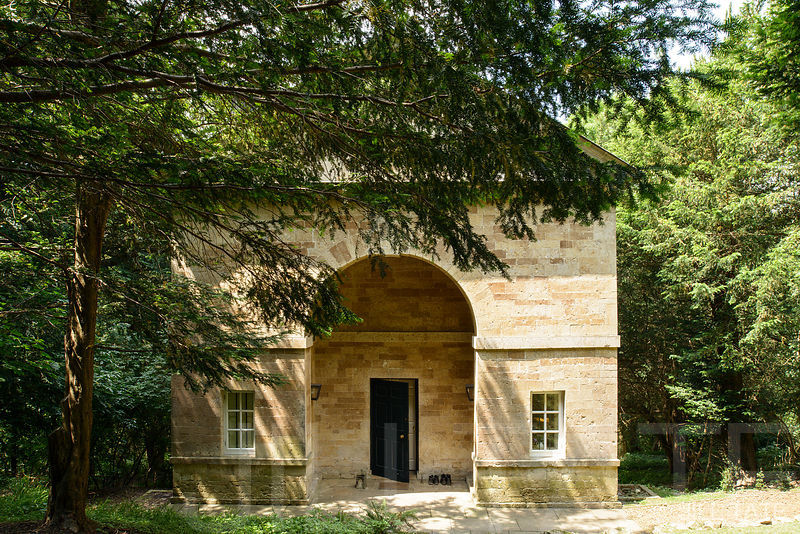 The Bath House, Warwickshire | Client: The Landmark Trust