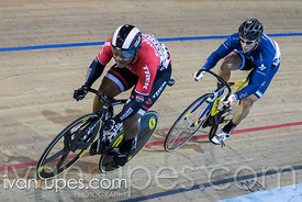 Men Sprint 3-4 Final. 2017 Canadian Track Championships, September 29, 2017