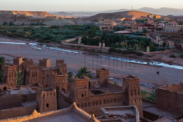 Ancient Kasbah of Ait Benhaddou