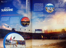 Marketing Highlights – FIFA Beach Soccer World Cup Ravenna/Italy 2011.4161 – Steven Paston.