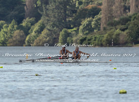 Taken during the World Masters Games - Rowing, Lake Karapiro, Cambridge, New Zealand; ©  Rob Bristow; Frame 4351 - Taken on: Monday - 24/04/2017-  at 16:01.24