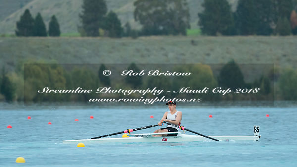 Taken during the Maadi Cup Regatta 2018, Lake Ruataniwha, Twizel, New Zealand; ©  Rob Bristow; Frame 127 - Taken on: Monday - 19/03/2018-  at 08:03.00