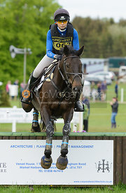 Nicole Gwynne and FARRELLS CAVALIER - Rockingham Castle International Horse Trials 2016