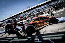 77 Philipp Eng / Carlos Kray / Rodin Younessi MRS GT-Racing McLaren MP4-12C