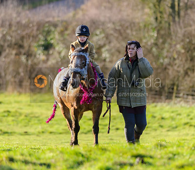 The Cottesmore Hunt at Tilton on the Hill 24/12 photos