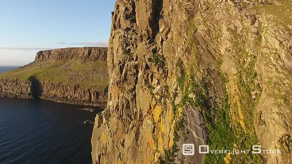 Neist Point Isle of Skye Drone Video Scotland