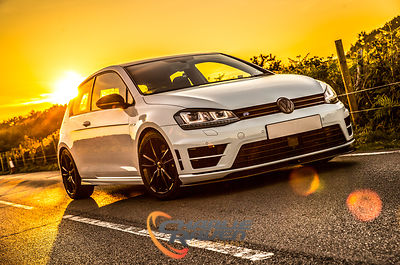 VW Golf R MK7 photos
