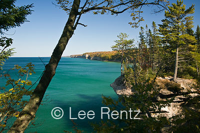 PICTURED ROCKS NATIONAL LAKESHORE photos