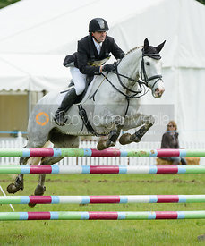 Alan Nolan and MINI DIAMOND - Rockingham Castle International Horse Trials 2016