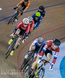 U17 Men Tempo Race, 2017/2018 Track Ontario Cup #3, Mattamy National Cycling Centre, Milton On, February 11, 2018