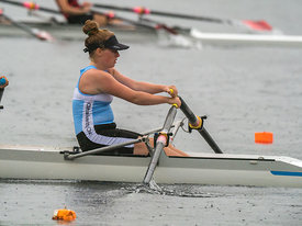 Taken during the National Championships 2018, Lake Karapiro, Cambridge, New Zealand; ©  Rob Bristow; Frame 0078 - Taken on: Tuesday - 13/02/2018-  at 08:18.36