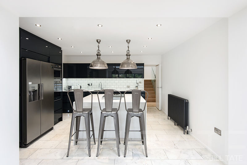 Residential refurbishment, extension & kitchen | Clients: Smailes Construction & Mawson Kerr