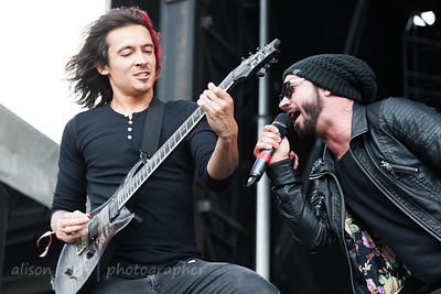 Spencer Sotelo and Mark Holcomb, Periphery