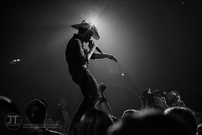 Justin Moore, US Cellular Center, March 14, 2015 photos