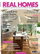 July 2012 Cover Story Real Homes  photos