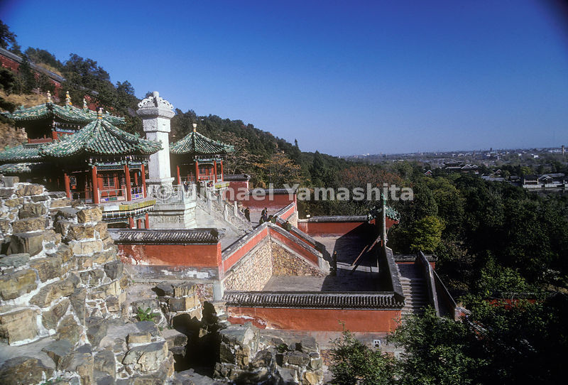 The Summer Palace in Beijing, China.